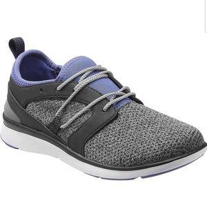 Superfeet Slip-Resistant Sneakers LORA BLACK/MARLI